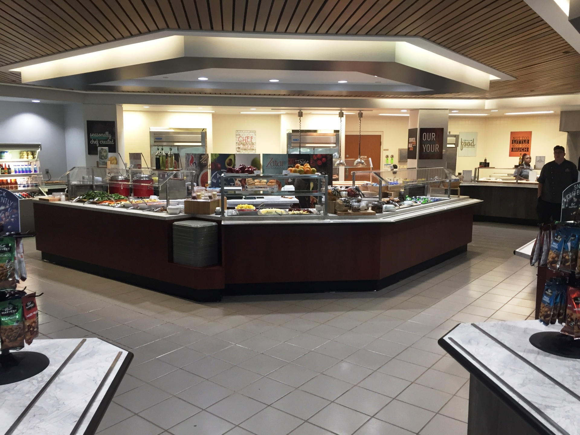 Vora Technology Park Modern 500-Person Cafeteria